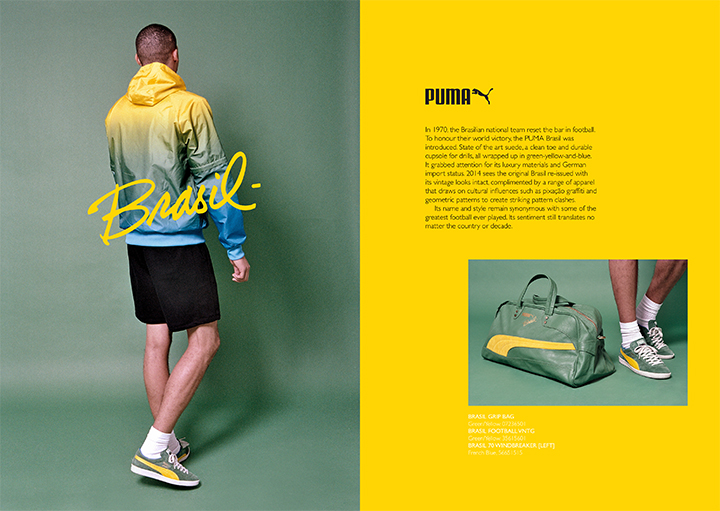 PUMA SS14 Lookbook by The Daily Street 114