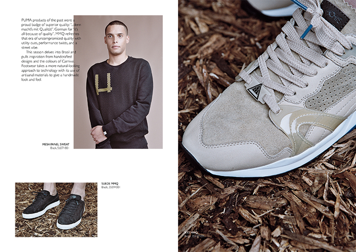 PUMA SS14 Lookbook by The Daily Street 118