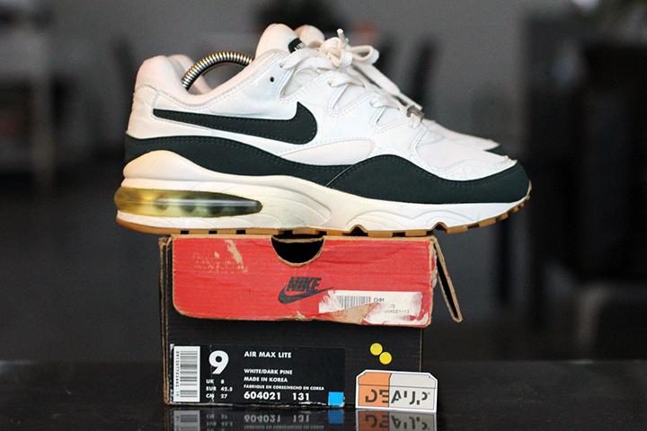 1994 Nike Air Max Box