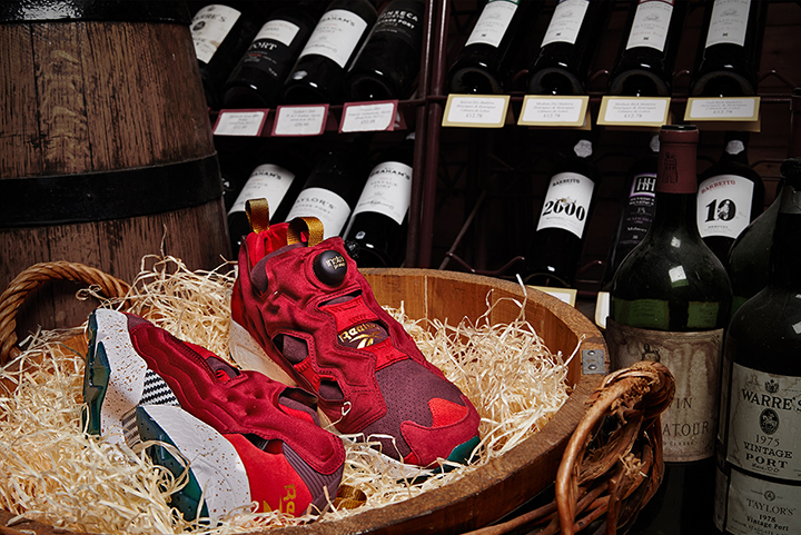 END Reebok Insta Pump Fury Claret 003