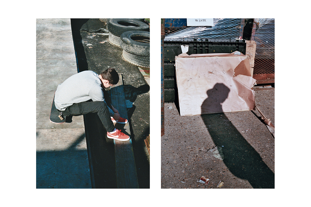 Nike SB Spring 2014 by Carly Scott for The Daily Street 007