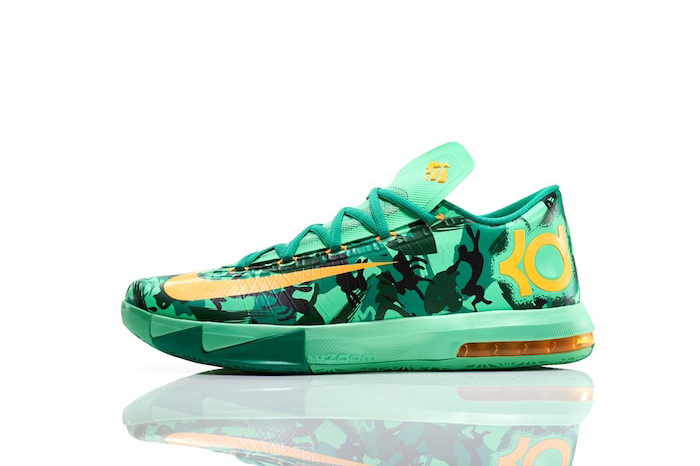 Nike Basketball Easter Collection KD VI 001