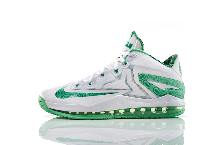 Nike Basketball Easter Collection LeBron 11 Low 001