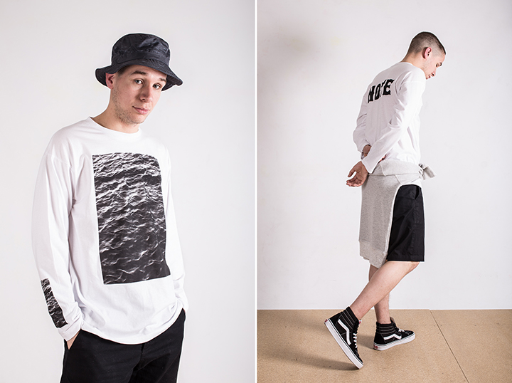 Note Apparel Spring Summer 2014 lookbook 2