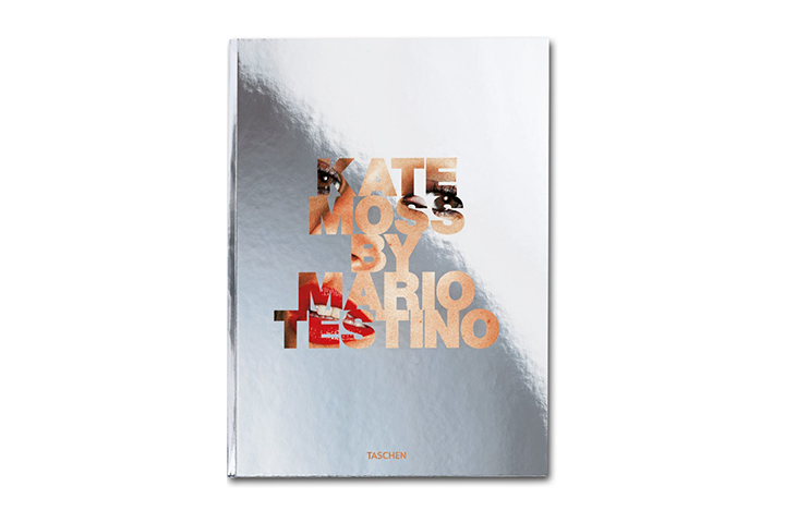 TASCHEN reissues Kate Moss by Mario Testino book 001