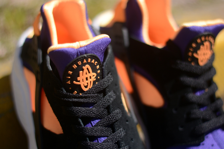Nike-Air-Huarache-Black-Atomic-Mango-2