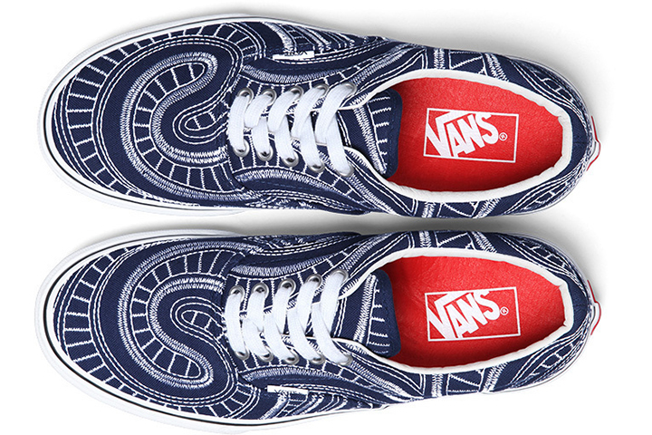 Supreme Vans Spring 2014 collection Era 002
