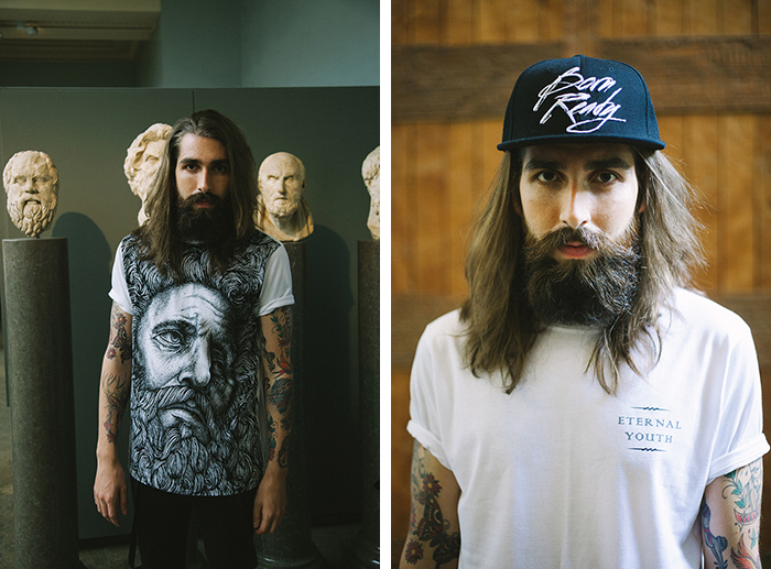 Born Ready Spring Summer 2014 lookbook 002