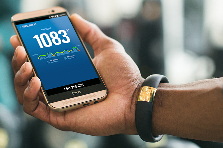 Nike Fuelband App Android 001
