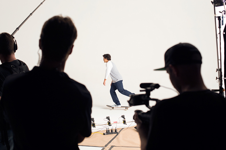 Behind the scenes Nike SB Fit To Move lookbook The Daily Street 003