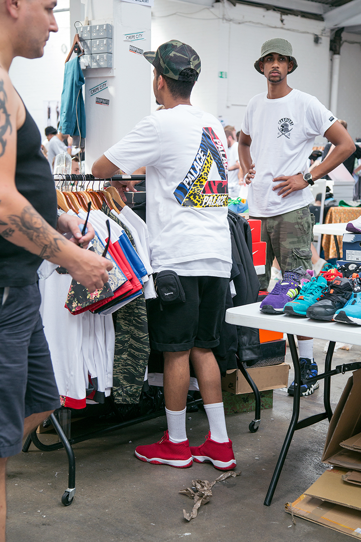 Crepe City 11 Sneaker Festival the-event The Daily Street 033