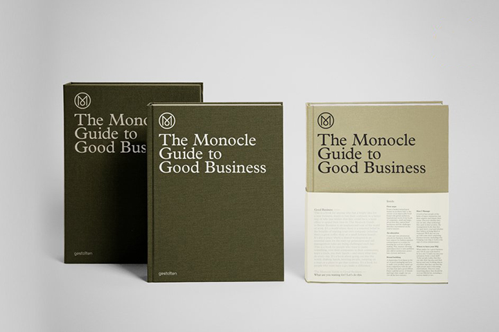 Monocle Guide to Good Business 001