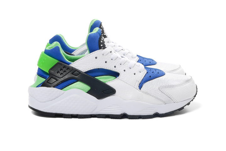 Nike-Air-Huarache-Scream-Green-UK-2014-Release-2