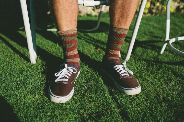 Stance Socks Blue Collection Fall 2014 lookbook 001