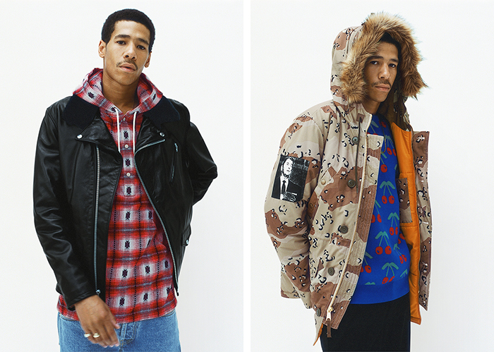 Supreme Fall Winter 2014 lookbook 003