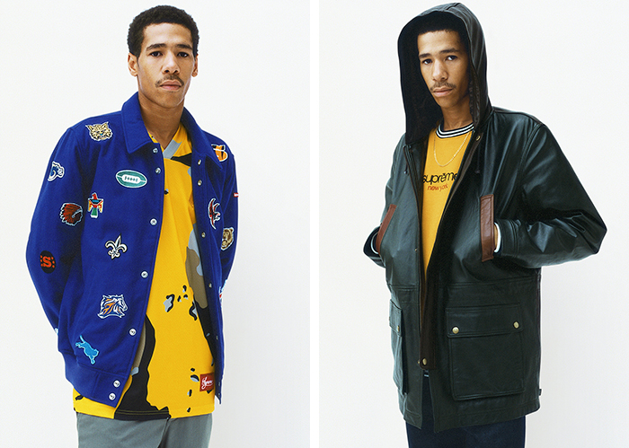 Supreme Fall Winter 2014 lookbook 005
