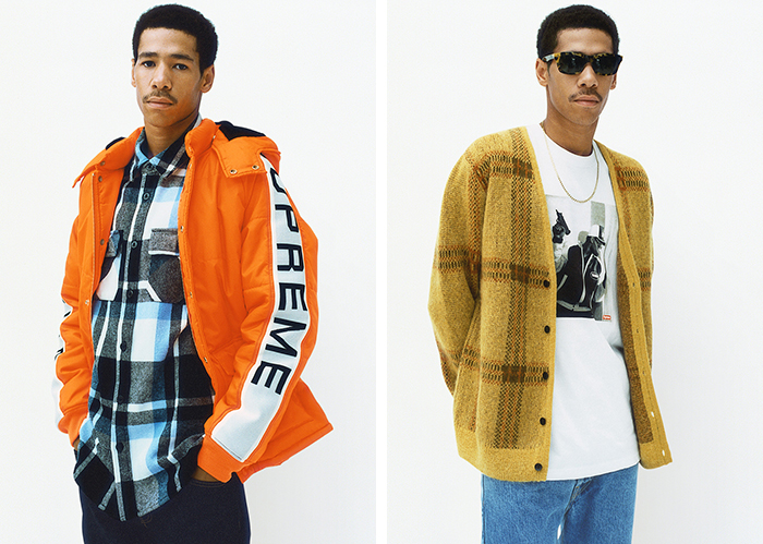 Supreme Fall Winter 2014 lookbook 007