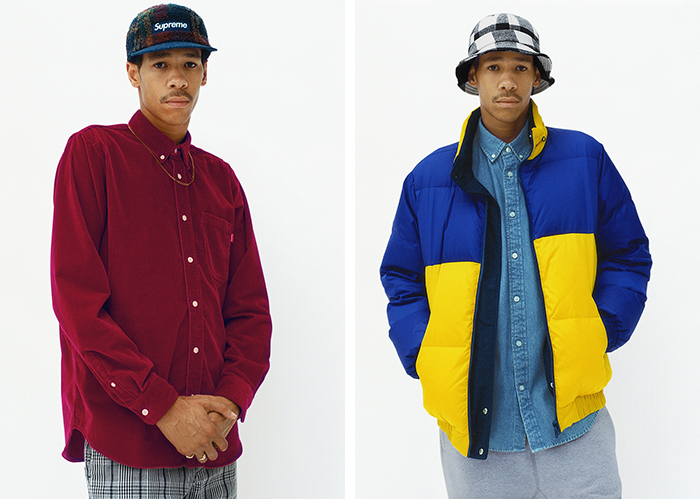 Supreme Fall Winter 2014 lookbook 013