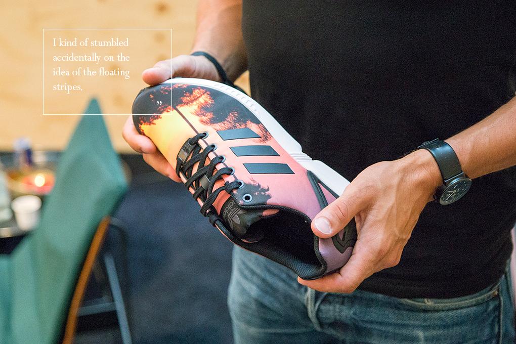 adidas Originals ZX Flux designer interview Sam Handy Torben Schumacher The Daily Street 002