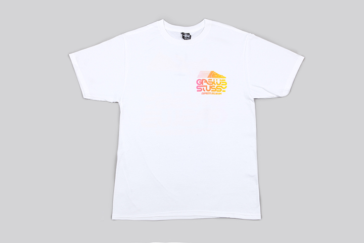 Gasius Stüssy pizza capsule collection 035