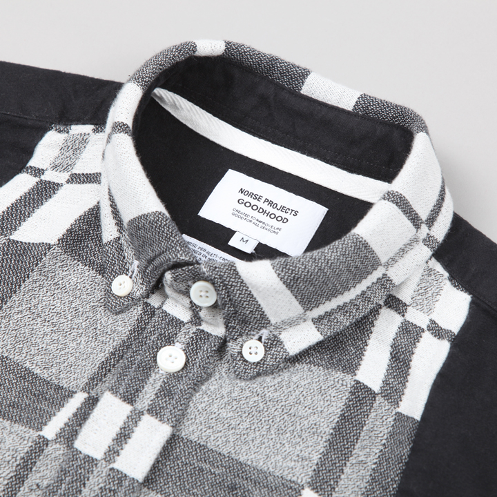 Norse Projects for Goodhood collaborative collection 008
