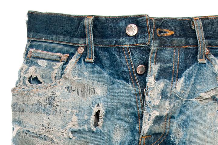Nudie Jeans Grim Tim Stone Mason Replica 006