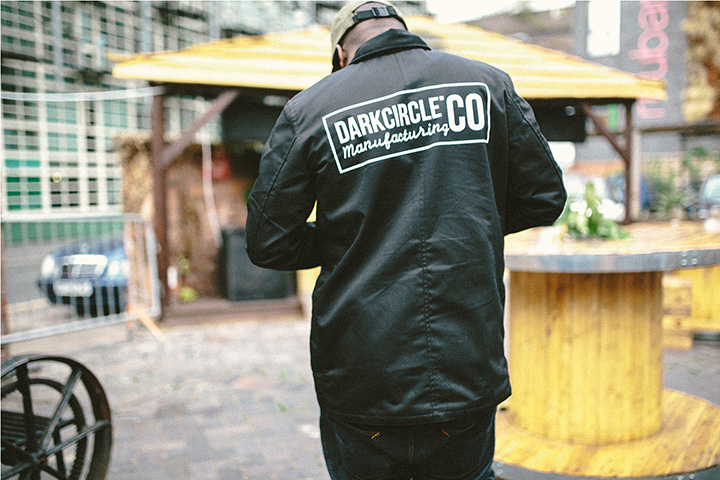 Dark Circle Clothing Dark MFG Co jacket 003