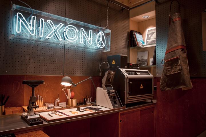 Nixon Carnaby Store London 010