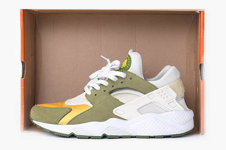 10 best Nike Air Huarache colourways of all time by Crepe City for The Daily Street Stussy 2