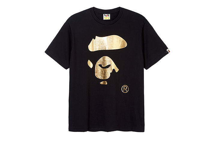 BAPE exclusive t-shirt for Selfridges 1