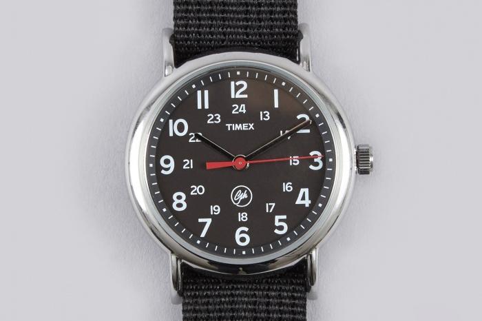 Goodhood Timex Weekender watch 02