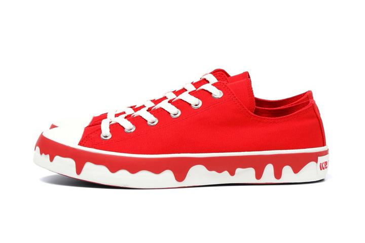 ICECREAM Drippy Sneakers 02