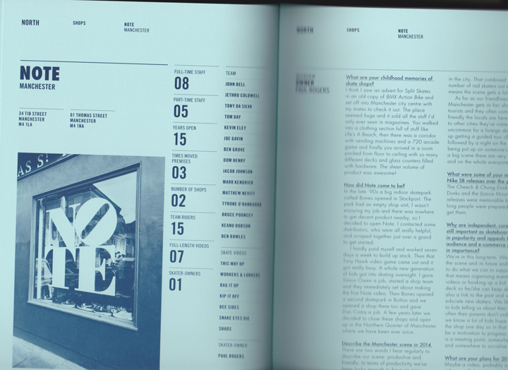 Inside Nike SB NESW Book The Daily Street 03