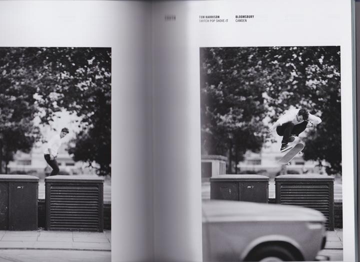 Inside Nike SB NESW Book The Daily Street 10