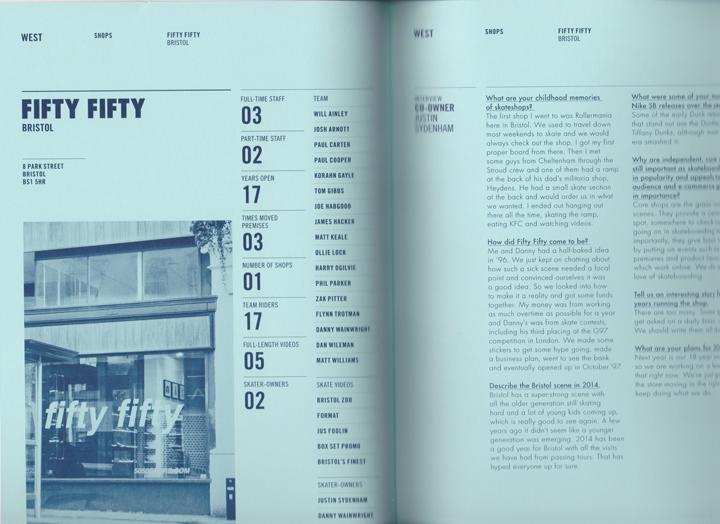 Inside Nike SB NESW Book The Daily Street 13