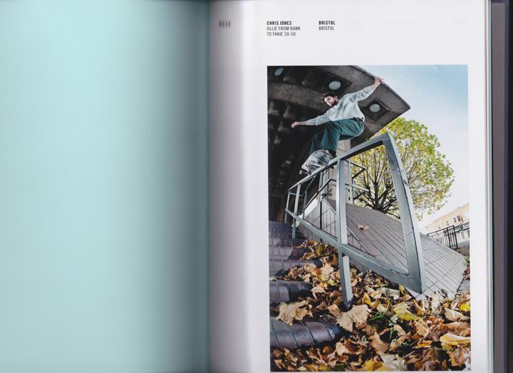 Inside Nike SB NESW Book The Daily Street 14