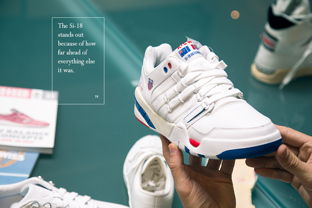 Interview Eric Sarin K-Swiss talks Si-18 International OG The Daily Street 02