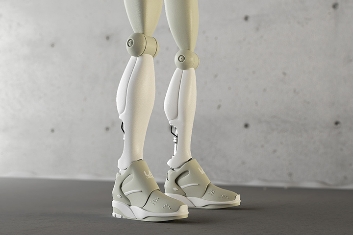 Retro Future Robotics robot sneakers simeon georgiev 03