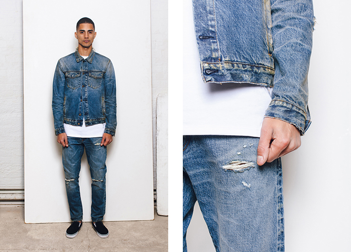 Clothsurgeon denim collection lookbook 2015 07