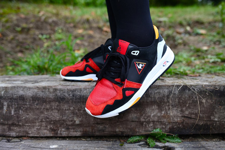 Highs and Lows Le Coq Sportif R1000 Swans Pack 01