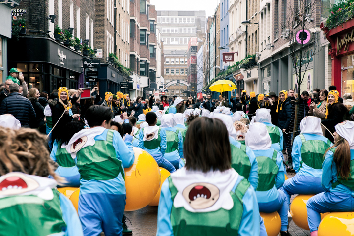 Recap Adventure Time Dr Martens collaboration launch Carnaby London The Daily Street 09