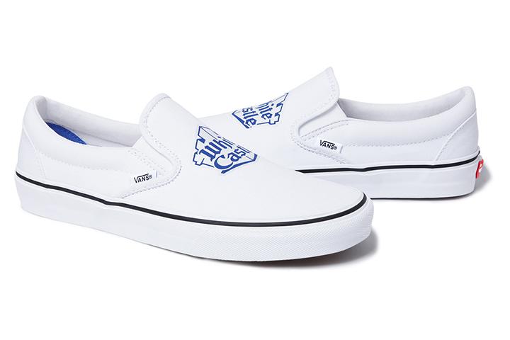 Supreme White Castle Vans collection 04