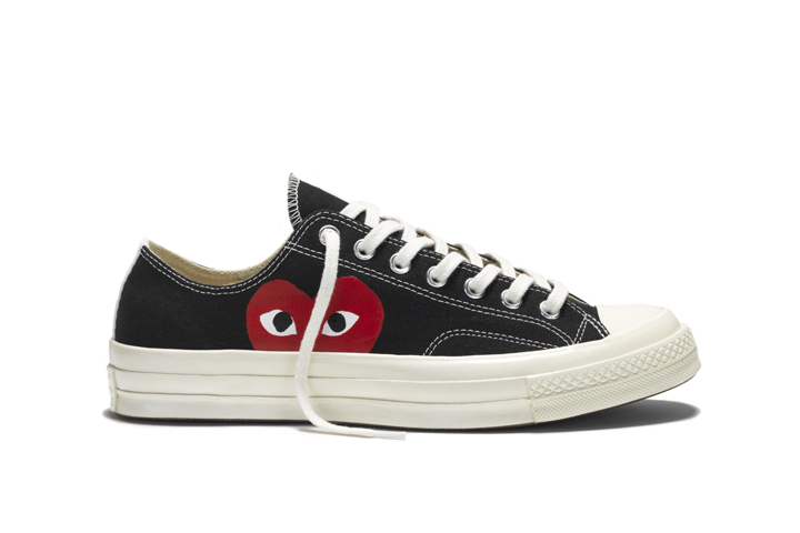 COMME des GARCONS PLAY Converse Chuck Taylor All Star 70 03