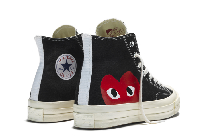 COMME des GARCONS PLAY Converse Chuck Taylor All Star 70 05
