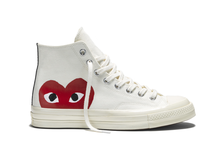 COMME des GARCONS PLAY Converse Chuck Taylor All Star 70 07