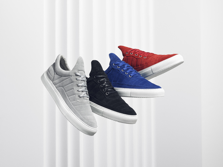 Filling Pieces MR PORTER Low Top Fuse 01
