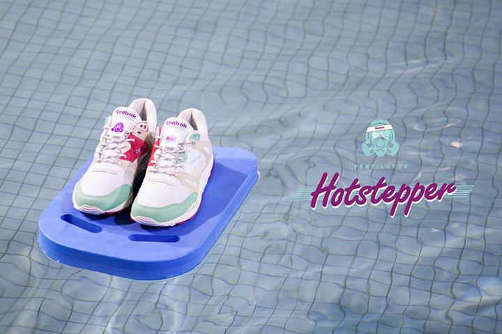 Footpatrol Reebok Classic Ventilator 25th anniversary Hotstepper08