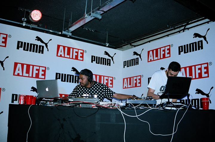 Recap PUMA ALIFE Sessions London Mobb Deep The Daily Street 04