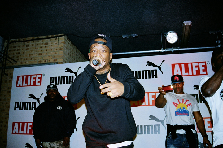 Recap PUMA ALIFE Sessions London Mobb Deep The Daily Street 16