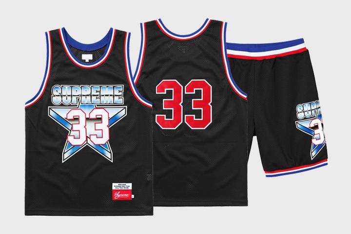 Supreme All-Star basketball kit 01